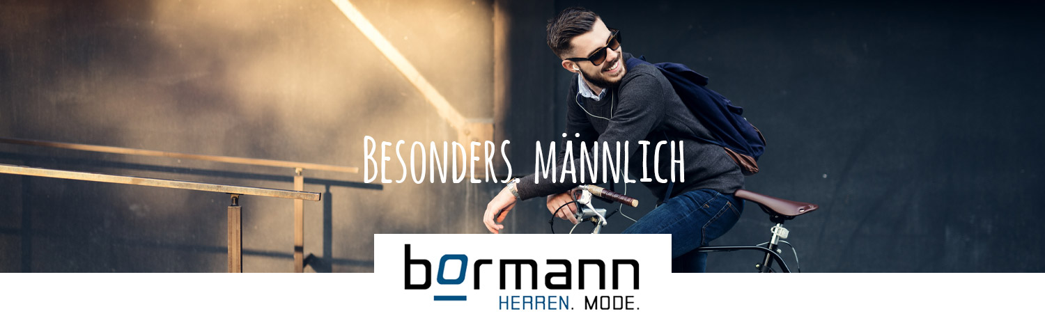 Bormann Herrenmode Shop